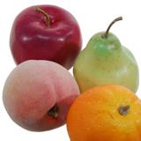 Foam fruit