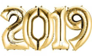 Wij wensen u een mooi 2019!