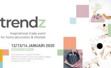 Bezoek ons tijdens vakbeurs TrendZ 2020!