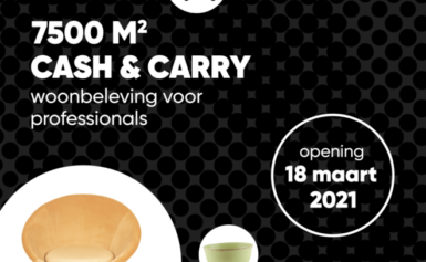 Opening cash&carry Home,Living&Gó Brussel
